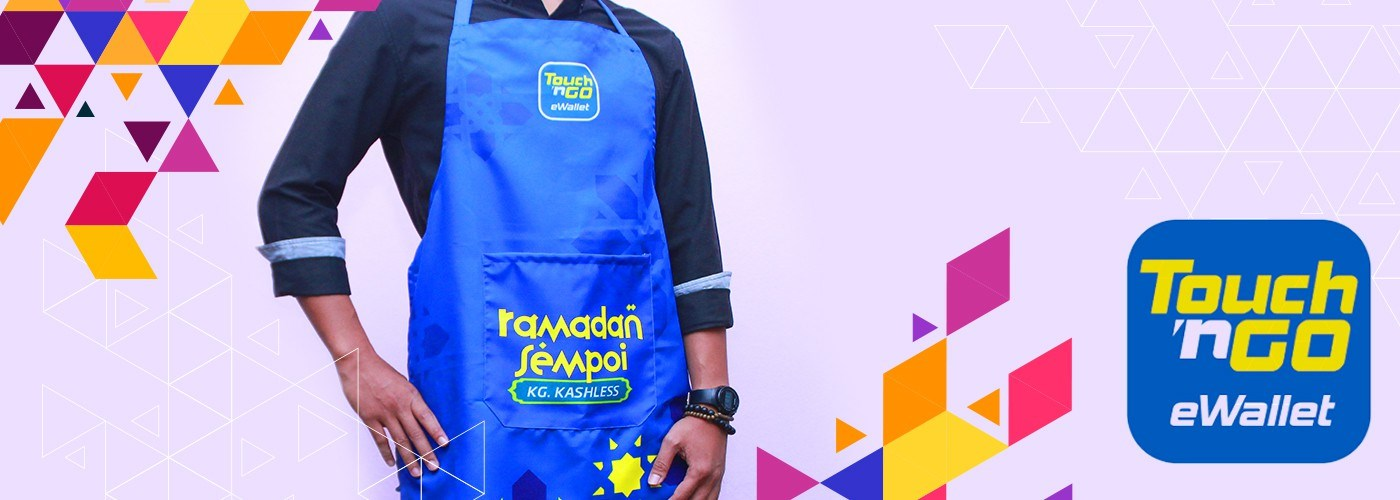 Touch N Go Aprons Printing