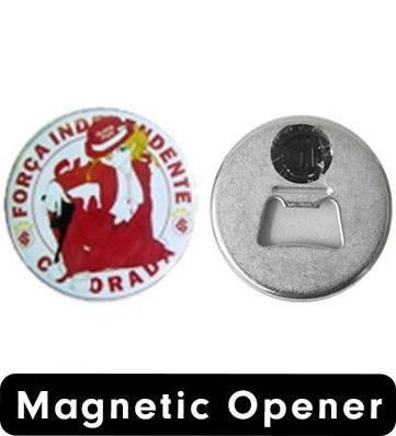 Button Badge Printing (Magnetic Opener)