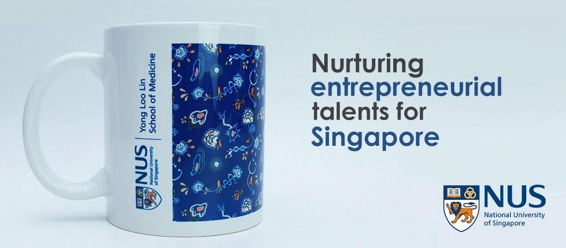National University of Singapore Mugs Printing