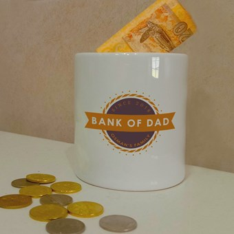 Customise Your Money Banks as Gifts