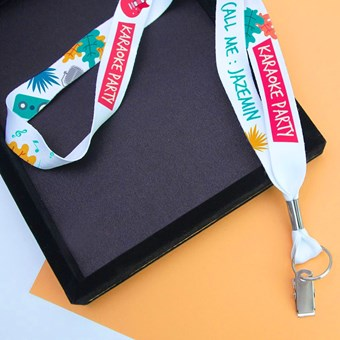 Customise Your Lanyard as Gifts