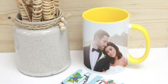 Customise Your Colour Mug as Gifts