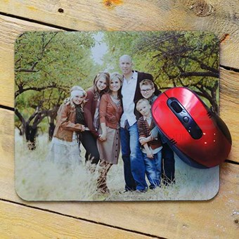 Customise Your Mousepads (Rectangle) as Gifts