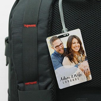 Customise Your Luggage Tags as Gifts