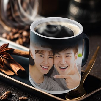 Customise Your Magic Mug as Gifts