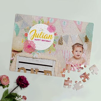 Customise Your Puzzle as Gifts