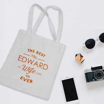 Customise Your Bags as Gifts