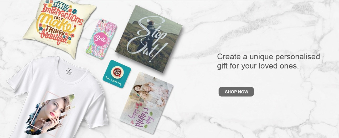 Create Your Own Gifts