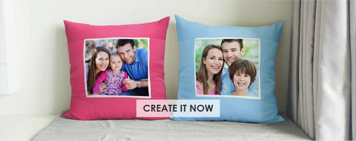 Create Your Own Cushion Today