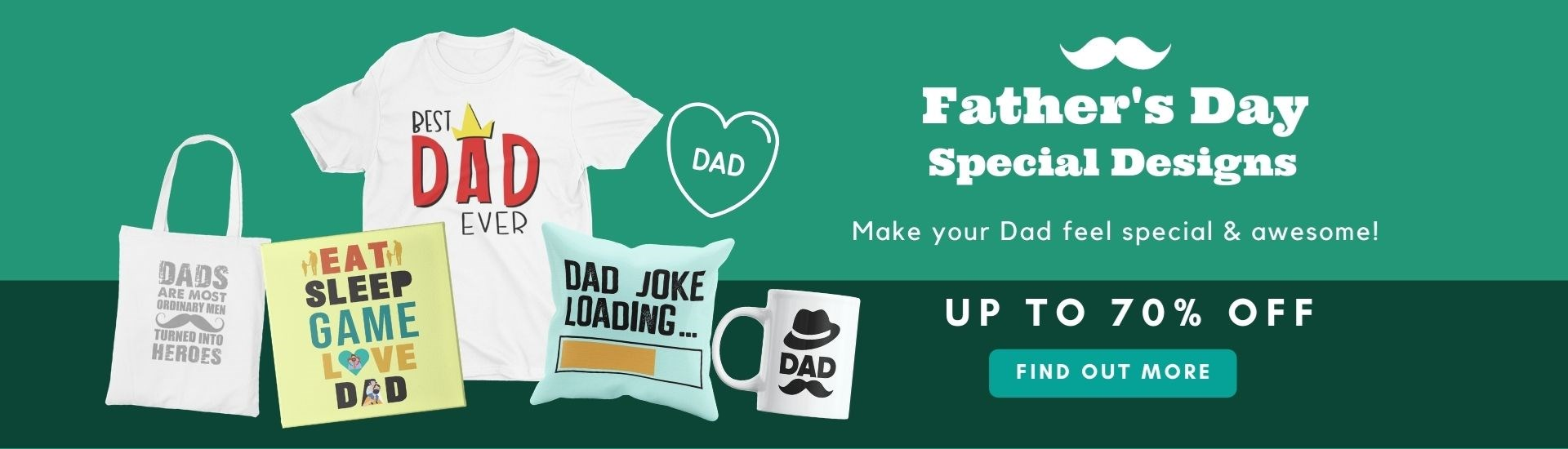 Father's Day Special Designs