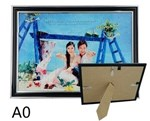 Puzzle Frame (Wooden) (A0)