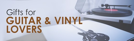 Guitar and Vinyl Lover