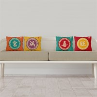Chinese New Year Pillow Sets