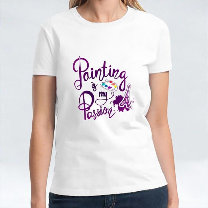 Painting Is My Passion T-Shirts