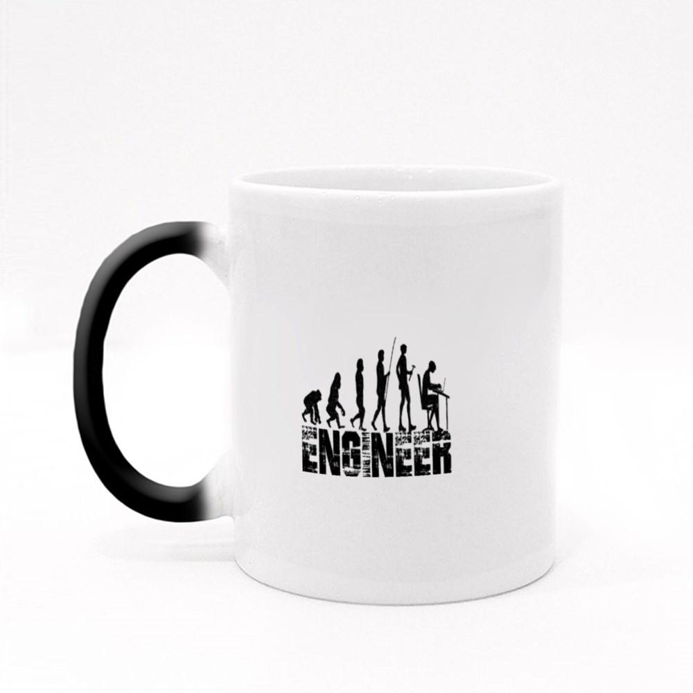 Evolution of Engineer Magic Mugs