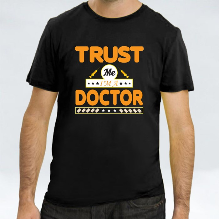 Trust Me I'm a Doctor T-Shirts