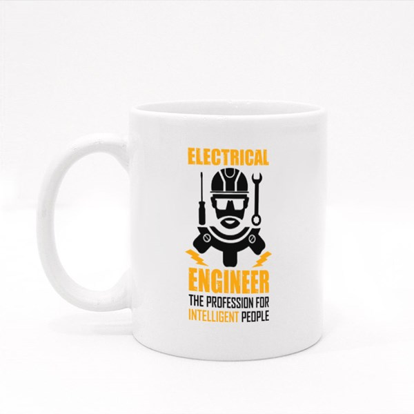 Engineer for the Intelligent Colour Mugs