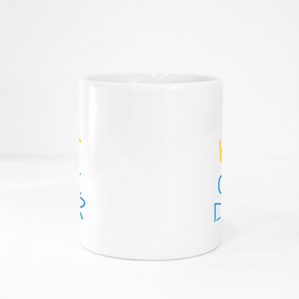 Now Hiring Graphic D. Colour Mugs