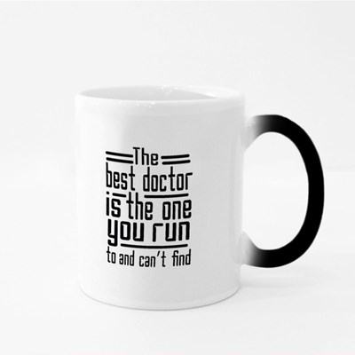 The Best Doctor Magic Mugs
