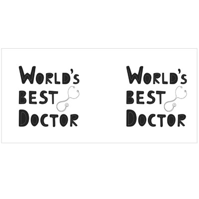 World's Best Doctor Magic Mugs