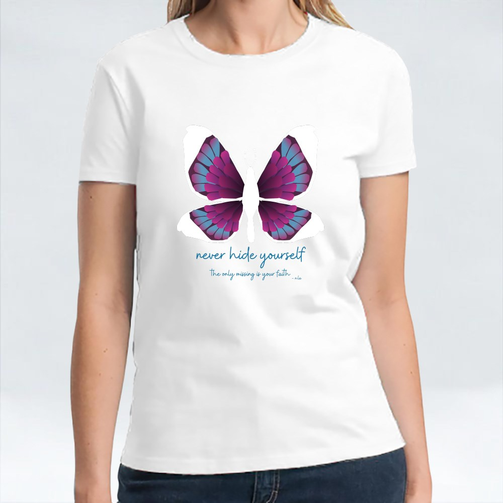 Faith in Butterfly Edition T-Shirts