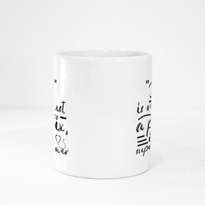 Dr. Is Not Just a Prefix Magic Mugs