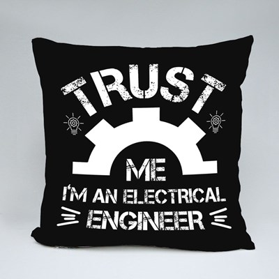 Trust Me I'm an Electrical 抱枕