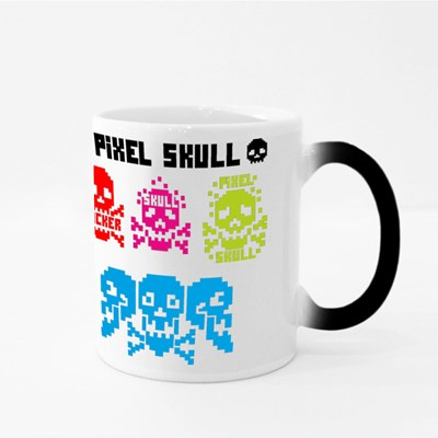Digital Skull, Pixel 魔法杯