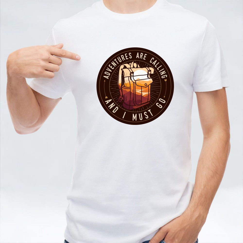 Adventure Are Calling T-Shirts