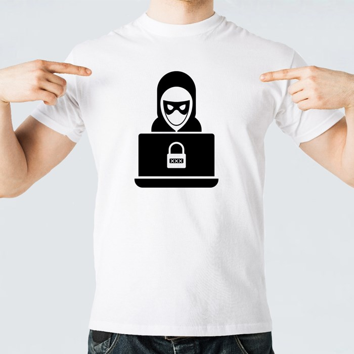 Theft and Network Security T-Shirts