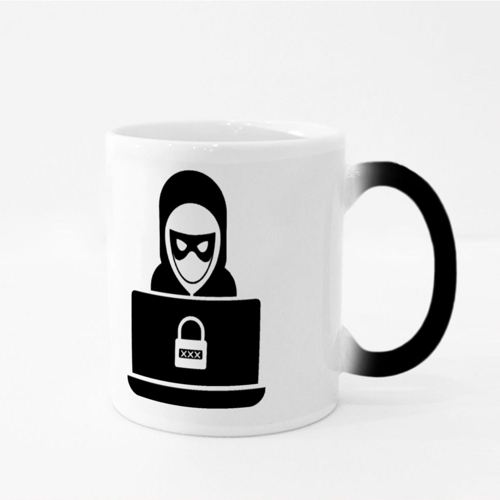 Theft and Network Security Magic Mugs