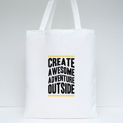Create Awesome Aventure Tote Bags