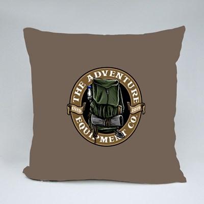 The Adventure Equipments Co Throw Pillows