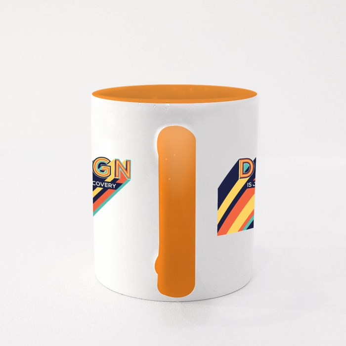 Journey of Discovery Colour Mugs