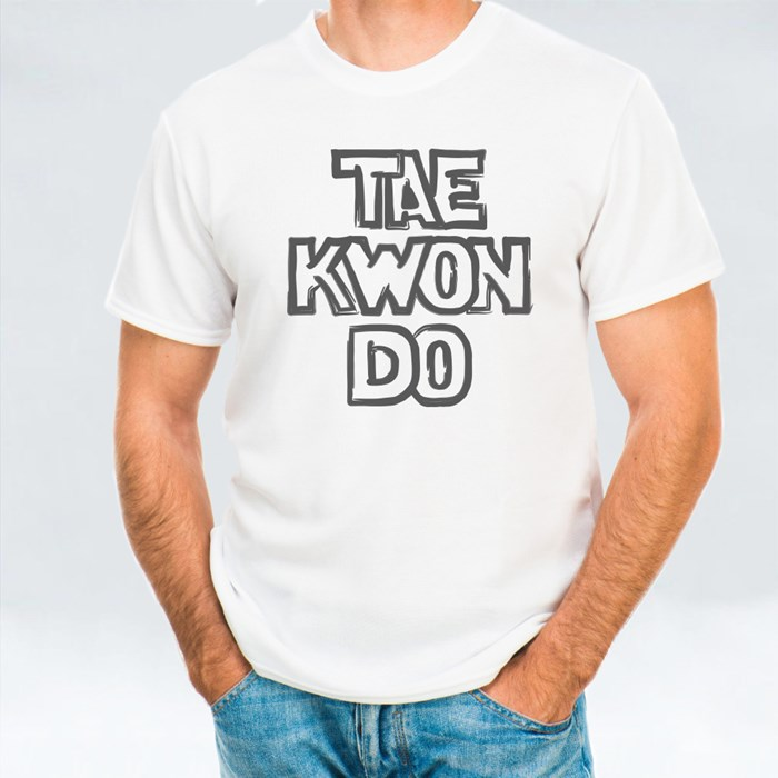 Tae Kwon Do Letters T-Shirts