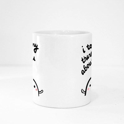 I Told My Therapist About You Magic Mugs