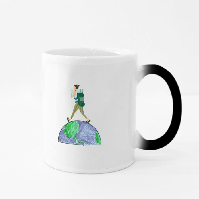 Globetrotter Girl Magic Mugs