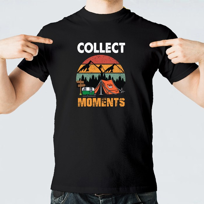 Collect Moment. T-Shirts