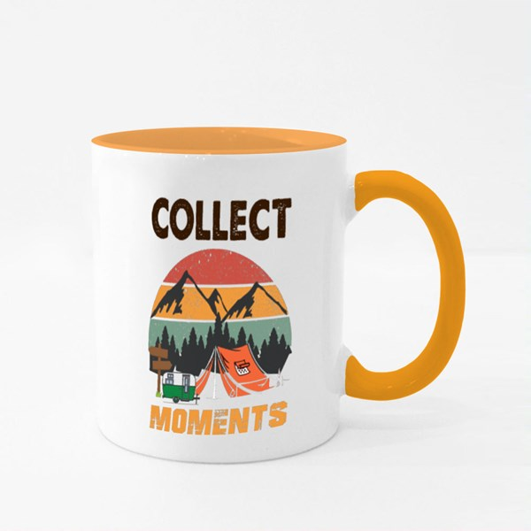 Collect Moment. Colour Mugs
