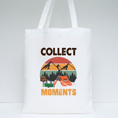 Collect Moment. Tote Bags