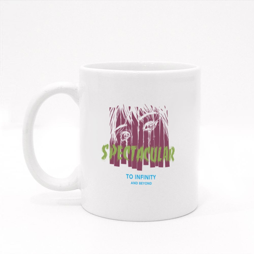 Spectacular to Infinity Colour Mugs