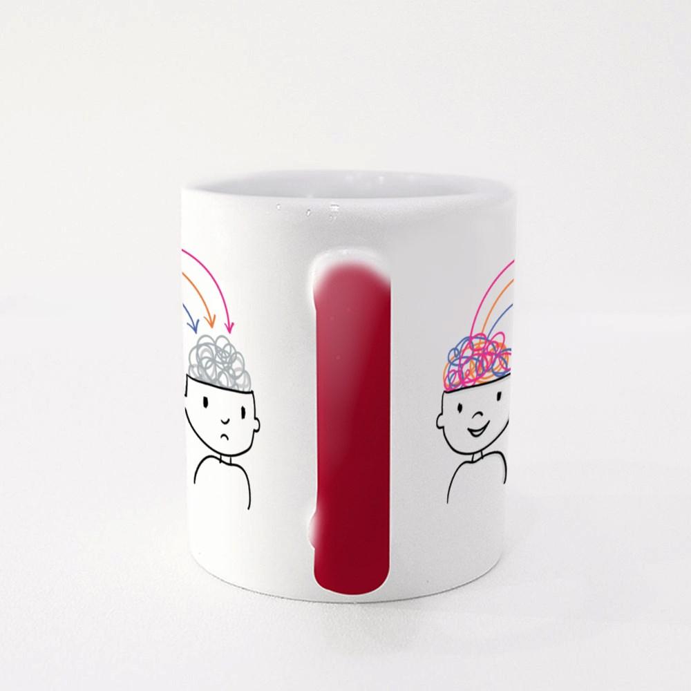 Transfers Positive Feelings Magic Mugs