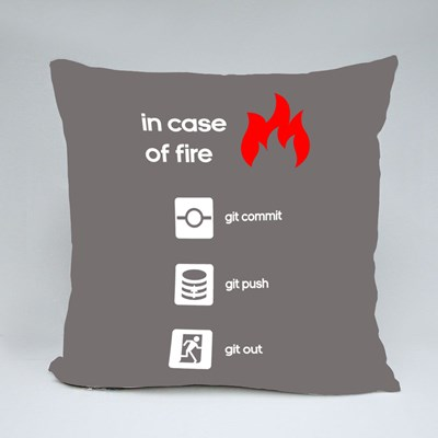 Programmer Shirt Throw Pillows