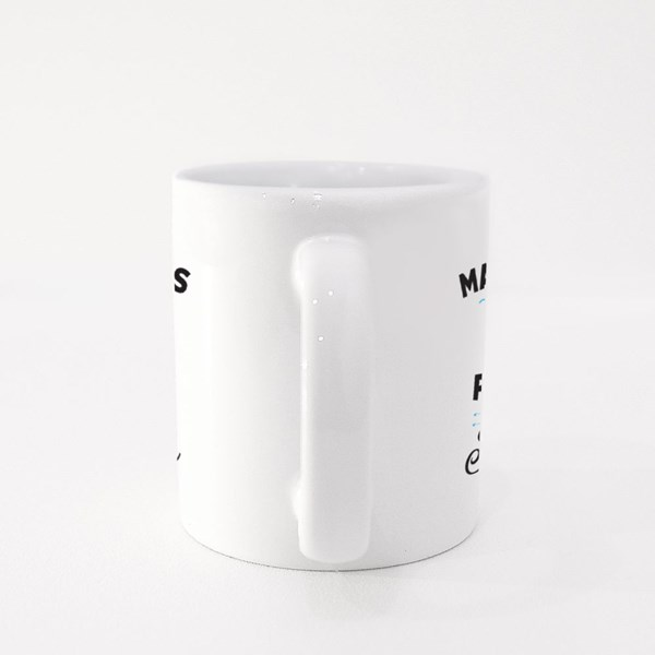 Mathematics Gives Us Hope Colour Mugs