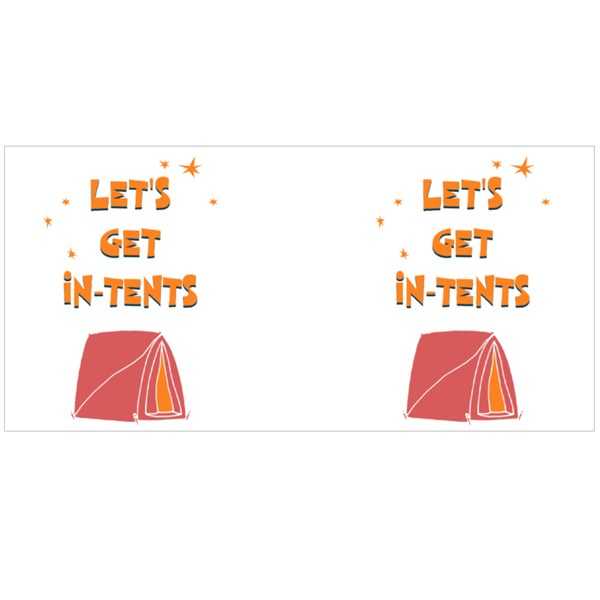 Let's Get In-Tents Colour Mugs