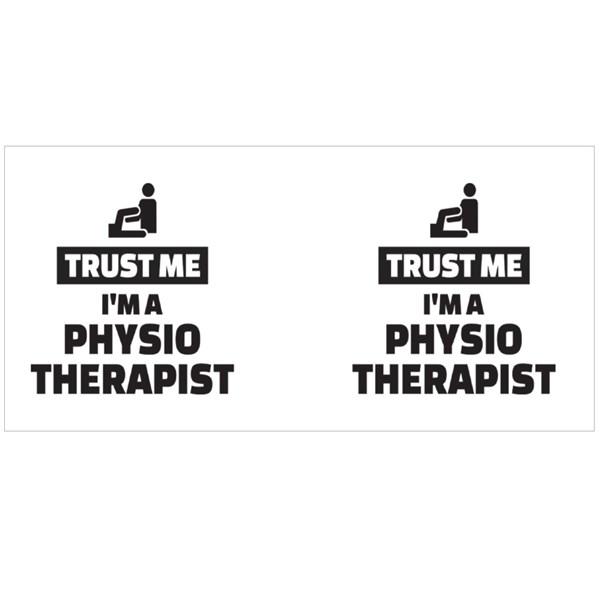 Trust Me I'm a Physiotherapist Colour Mugs