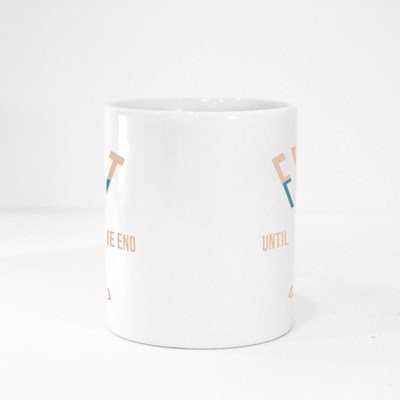 Fight Until the End Magic Mugs
