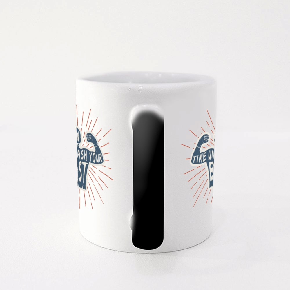Unleash Your Beast Magic Mugs
