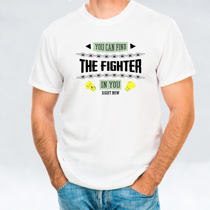 You Can Find the Fighter T-Shirts