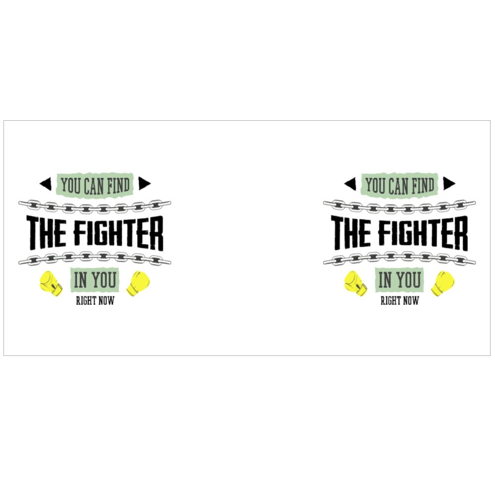 You Can Find the Fighter Colour Mugs